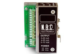 NBC ANA126R称重变送器