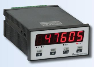 Pavone Sistemi DAT 500称重变送器