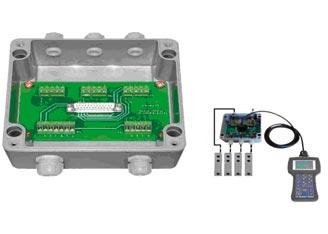 Pavone Sistemi CGS4-C接线盒
