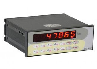 Pavone Sistemi MC 302称重仪表