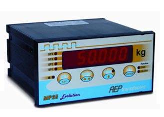 AEP MP2E显示仪表