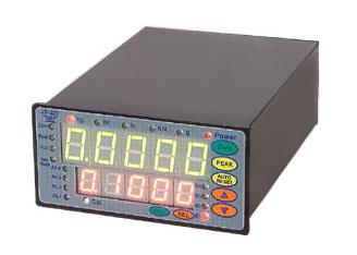 台湾JIHSENSE 双显示荷重显示控制器JS320