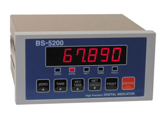 Bongshin BS-5200称重显示仪表