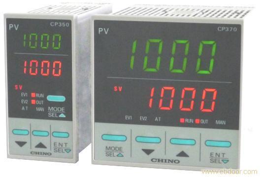 数字式指示调节仪CP350/370系列