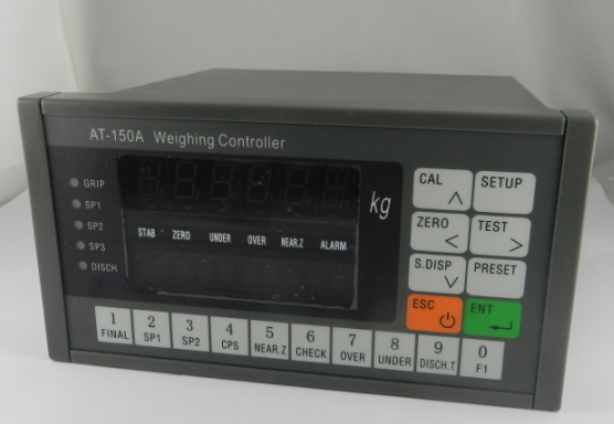 ATTA称重控制仪表