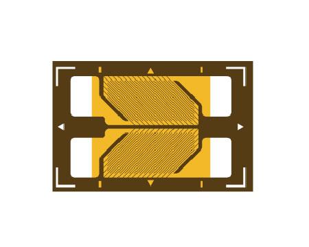 BCH350-3HA(11)-N21 应变计