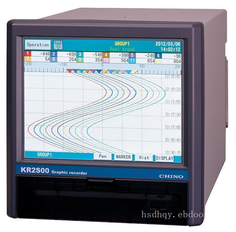 KR2S00 图形记录仪