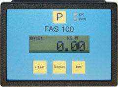 FAS100高精度频率积算仪