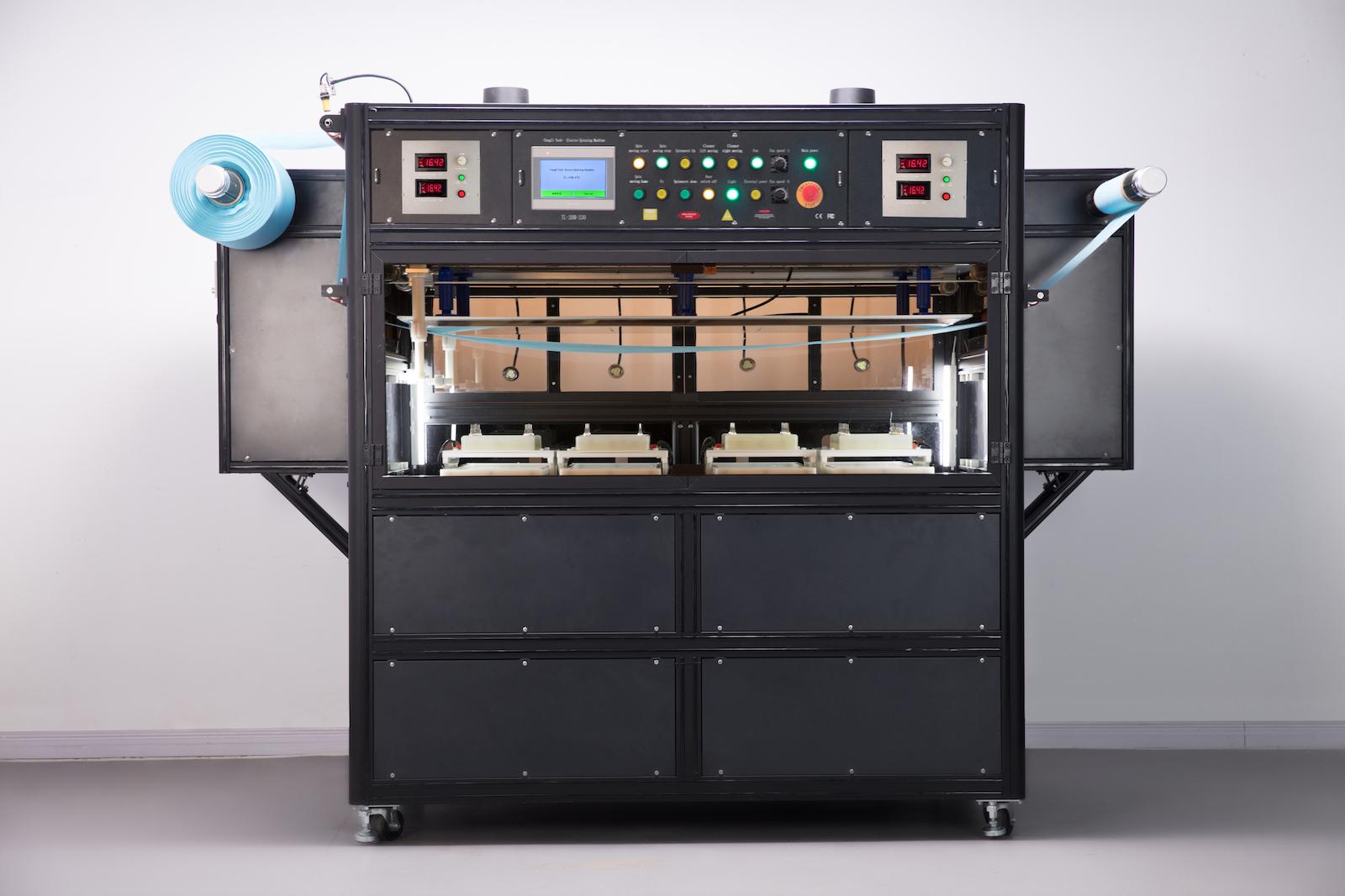 TL-20M 静电纺丝机—中试-量产设备