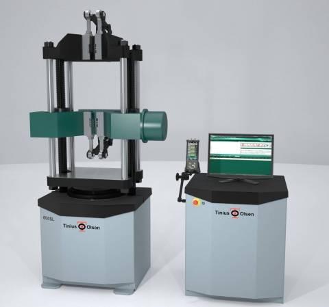 600SL液压万能材料试验机