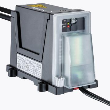 ProLine P 52000铁路测量传感器