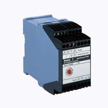 VariTrans P 43000 TRMS真均方根测量的AC/DC