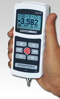 Series5高级型数字测力计 美国MARK-10拉伸压力测力计