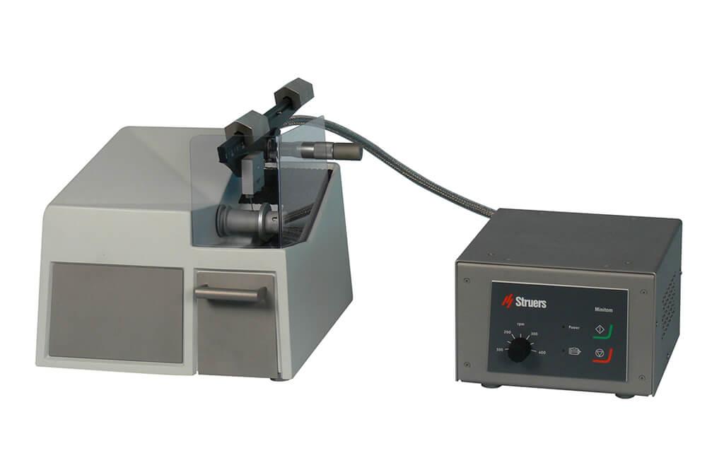 切割设备MINITOM 热室