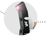 线激光手持三维扫描仪HL-3DH-3M