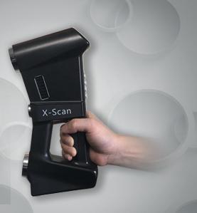 多功能手持彩色三维扫描仪X-Scan