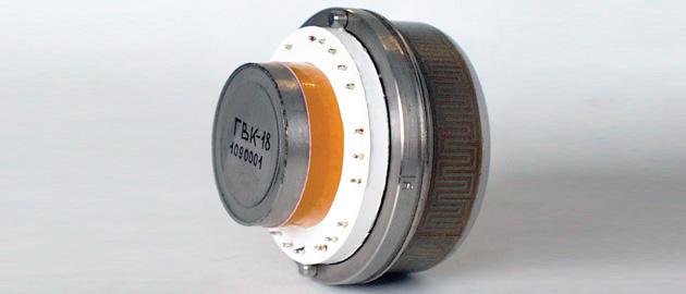 动力调谐陀螺仪GVK-18 ГВК-18