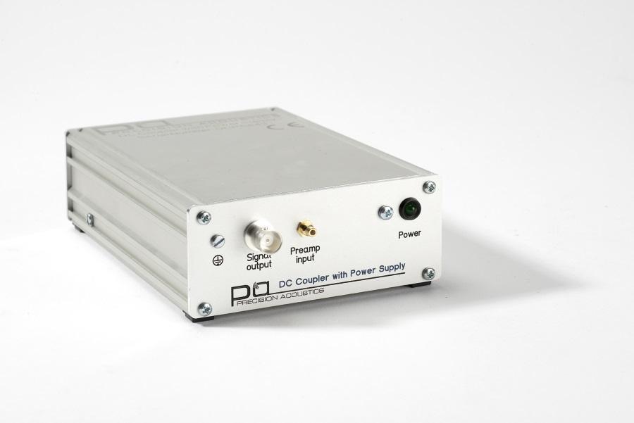 Precision Acoustics直流耦合器