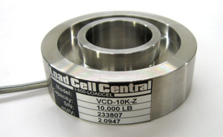 VCD型:通孔称重传感器