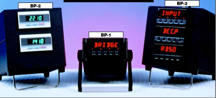 BP-3 数字仪表