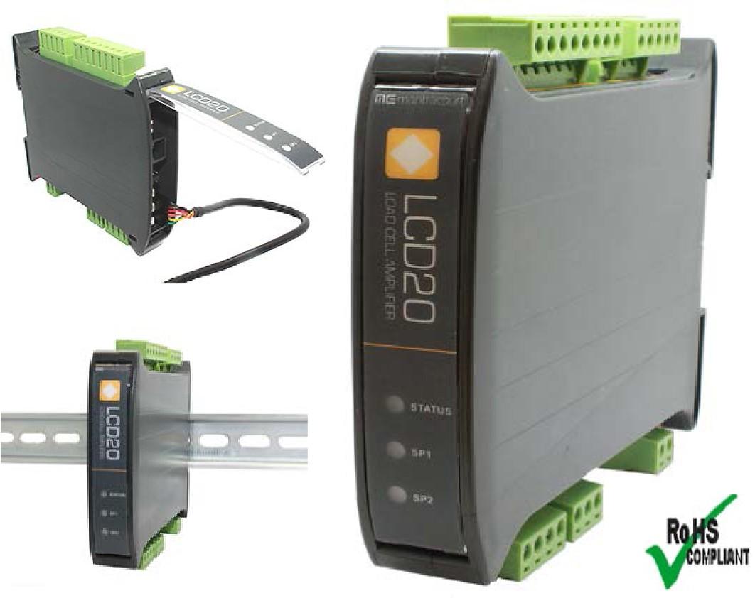 LCD 20放大器