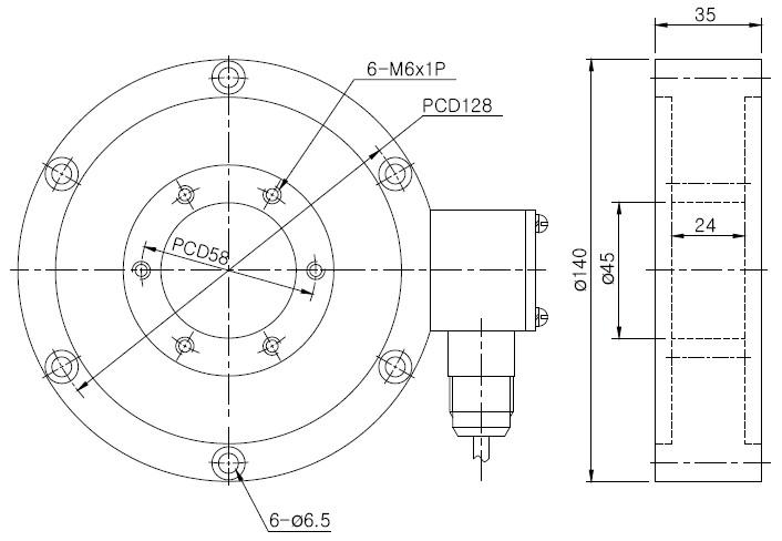 Bongshin CS61称重传感器,CS61称重传感器