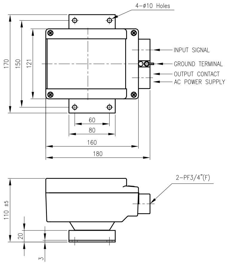 EPS料位计 产品资料: 产品品牌:韩国海特勒Hitrol 产品类型:振动式料位开关 产品型号:HTM-930ST (HTM-930系列) EPS料位计产品概述: HTM-930ST是专为EPS发泡机设计的一款振动式料位开关,适用于密度很小的聚苯乙烯泡沫塑料。 EPS料位计产品特性: 专为感应EPS设计,适用于密度很低的待测介质。 EPS料位计规格: